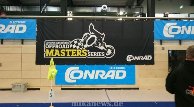 CONRAD-OFFROAD-MASTERS UND BERLIN-TROPHY-Saison 2015/16 – Vorlaufergebnis