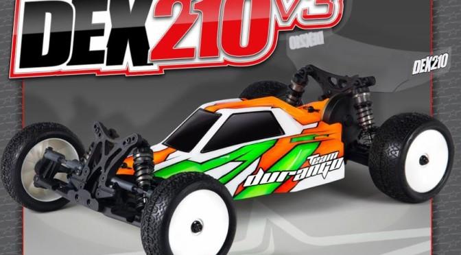 Durango DEX210V3 – Team Durango präsentiert den neuen 2WD