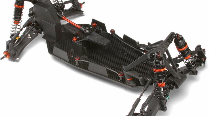 Erste Bilder vom HB D216 Buggy
