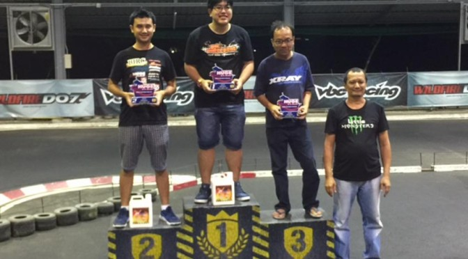 Serpent 2015 Huge RC Final Race Report
