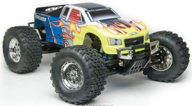 MGT 8.0 RTR von Team Associated