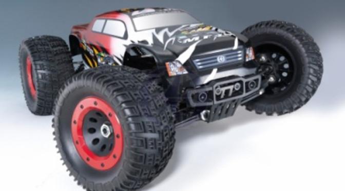 MT-4 G3 Monster Truck 1:8 4WD Brushless RTR 2.4GHz