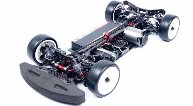 WildFireD08 1/10 Touring Car Kit von VBC-Racing