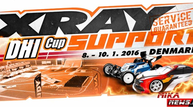XRAY support @ DHI Cup 2016