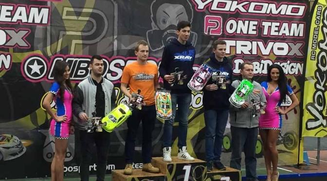 Kurzbericht Mibosport Cup Lauf 3 in Hrotovice/CZ