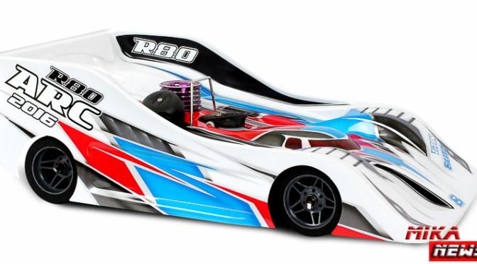 ARC präsentiert den neuen R8.0`2016