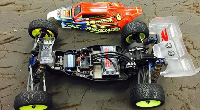 Reglersetups vom Team Orion Fahrer Ryan Cavalieri & Jared Tebo am R10.1