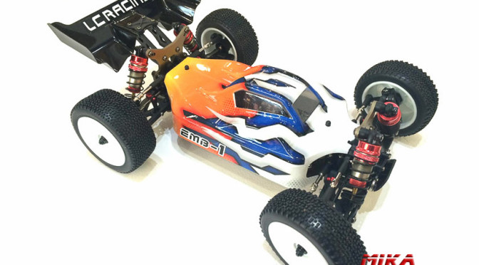 LC-Racing EMB-1HK 1:14 Buggy KIT