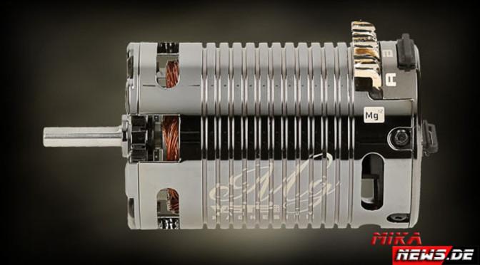 Team Orion präsentiert VST2 Pro Magnesium Motoren