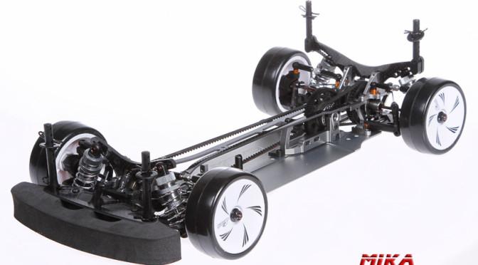 Offizielle Vorstellung des Serpent ERYX 4.0 mit Aluminium-Chassis