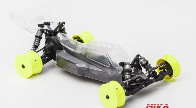 Losi 22 3.0 Buggy Race Kit von TLR – Zusammenbau – Teil 3