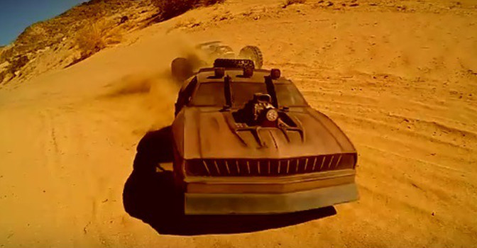 Actionvideos von Pro-Line: Desert Eagle Karosserie