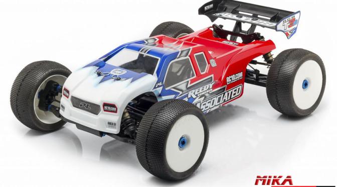 Neu im Handel! RC8T3e Team Kit – Truggy