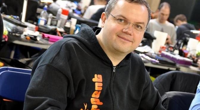 David Ehrbar wird neuer Designer und Team-Manager bei Serpent