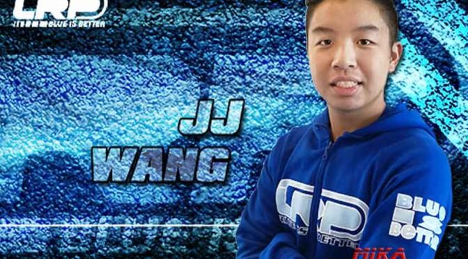 JJ Wang neuer LRP Teamfahrer!