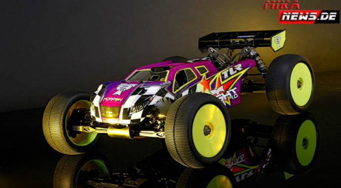 Team Losi Racing 8IGHT-T 4.0 Truggy KIT