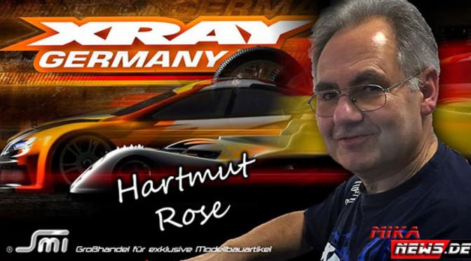 Hartmut Rose weiter mit SMI, Xray …