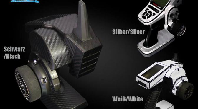 TQ-Speedshop – Funken Sticker Set – Carbon Struktur