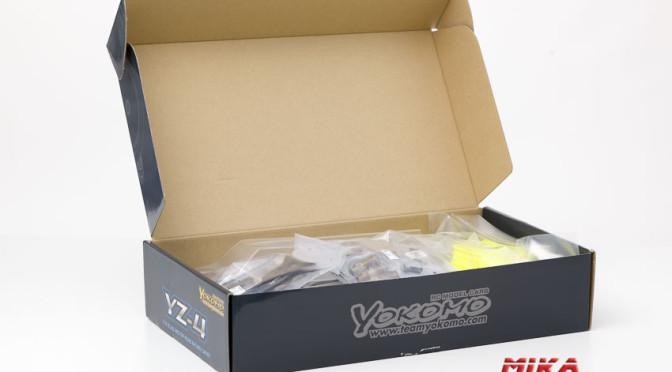 Yokomo YZ-4 – Zusammenbau Teil 1