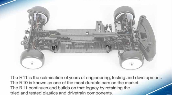LMI-Racing Infos zum neuen ARC R11