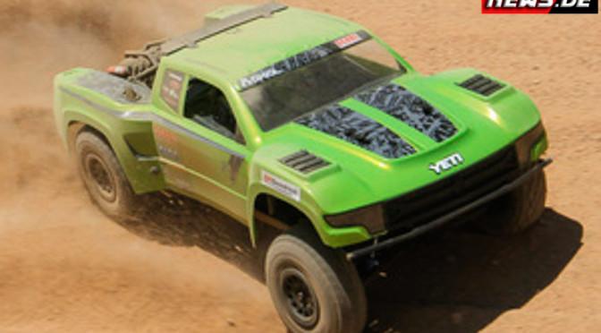 Hobbico – Axial Yeti SCORE® Trophy Truck® 4WD 1:10 RTR