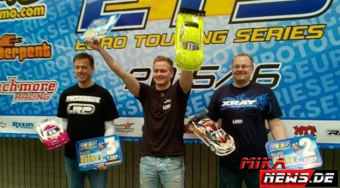 Interview mit dem ETS-Sieger Tony Streit (Awesomatix A800A)