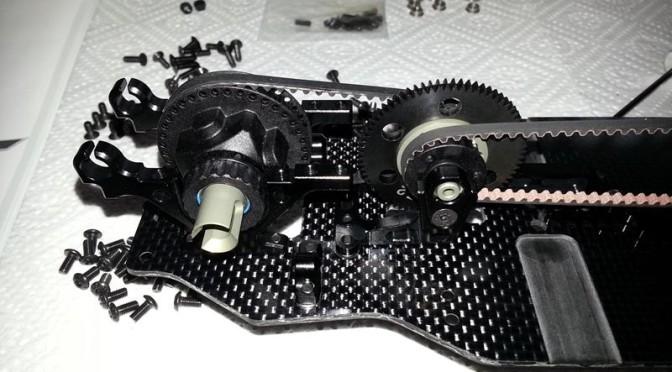 ARC R11 Elektro 1/10 Tourenwagen – Baubericht