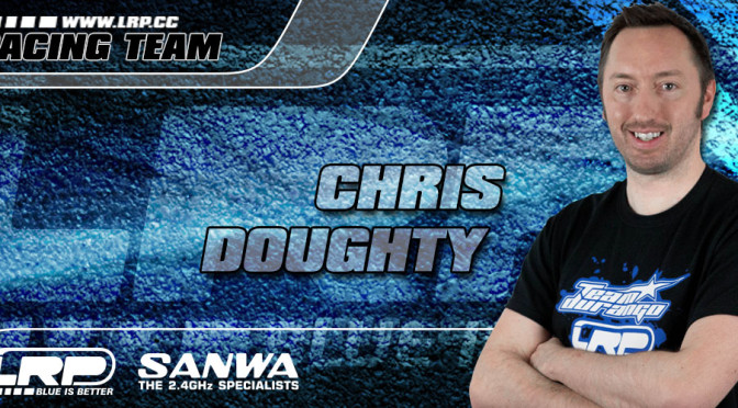 Chris Doughty bleibt LRP Racing-Team treu