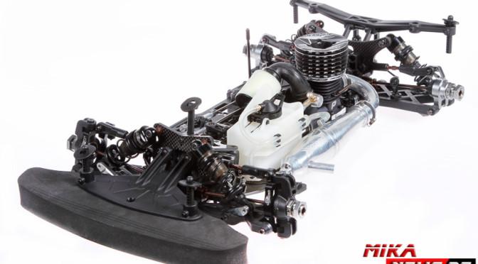Serpent Cobra GT 3.0 1/8 GP 4WD – Details