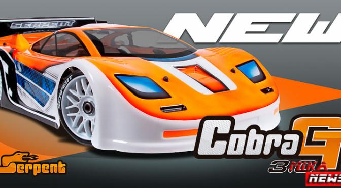 Serpent Cobra GT 1/8 3.0 als GP und EP