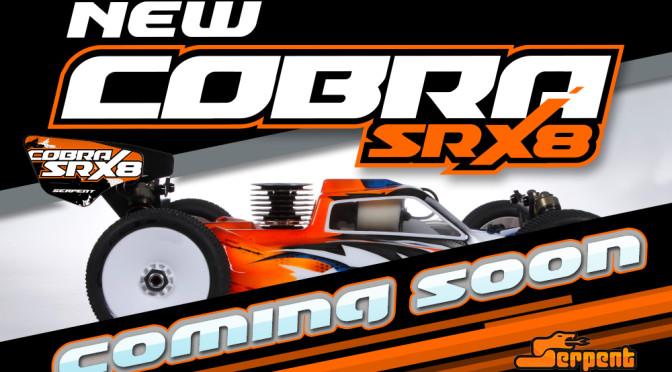 Serpent COBRA SRX8 1/8 4WD Buggy