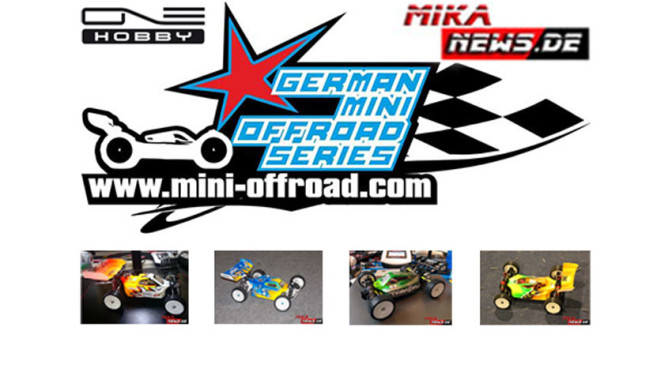 GERMAN MINI OFFROAD SERIES – Saison 2