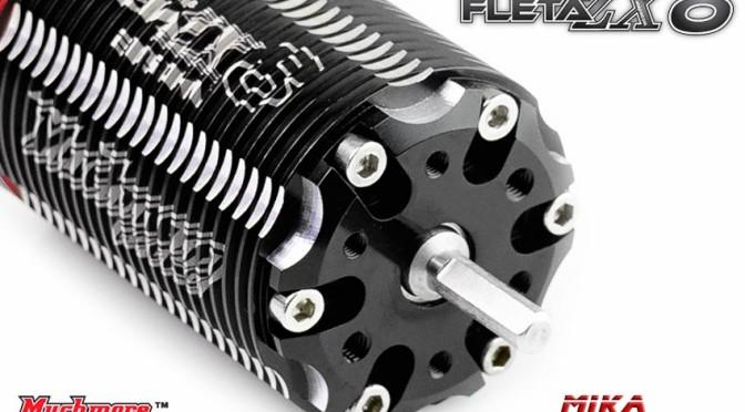 MUCHMORE FLETA ZX8 COMPETITION 1/8 MOTOR (2050KV)
