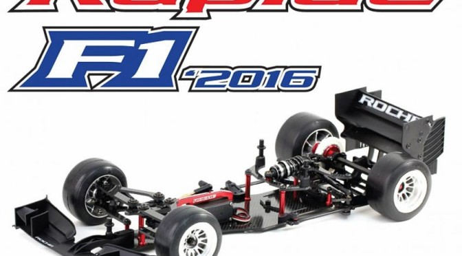 Roche – Rapide F1 1/10 Competition F1 '2016 Car Kit
