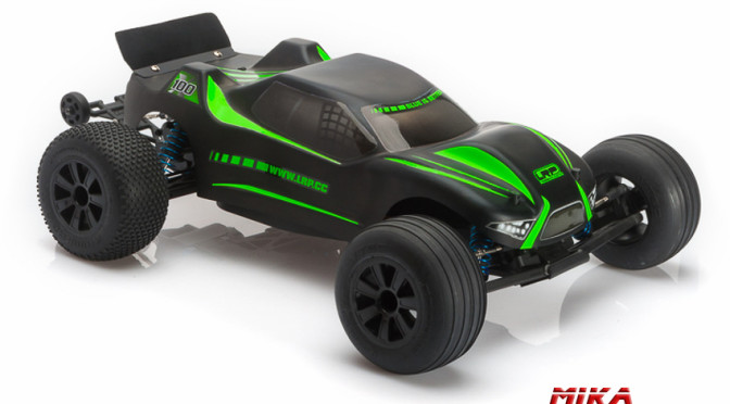 S10 TWISTER 2 EXTREME 100 BRUSHLESS TRUGGY 2.4GHZ RTR