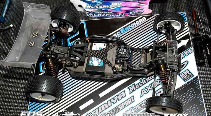 "Chassisfokus Yokomo YZ-2 ""Carpet Edition"" – Marc Rheinard"