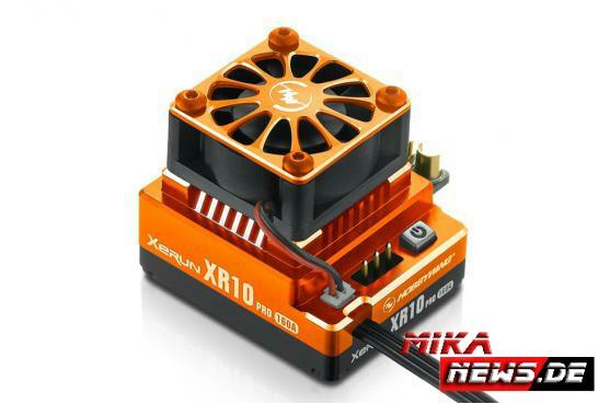 Hobbywing XeRun XR10 PRO 160A