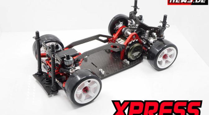 Xpresso K1 Chassis – Vorschau!