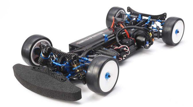 Tamiya 1:10 RC TRF419 X Chassis Kit