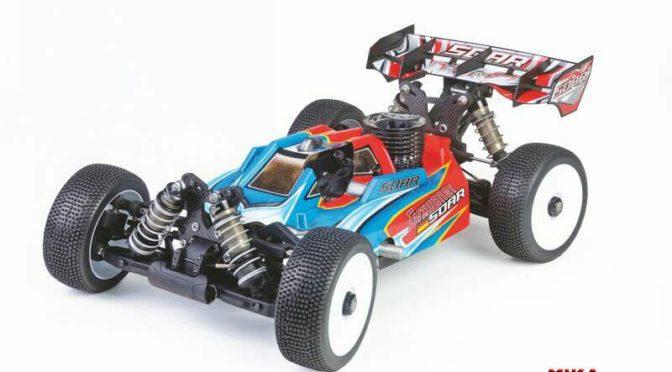 Graupner/Soar 998 TD1Racing Buggy 1:8 – 9980.TD1