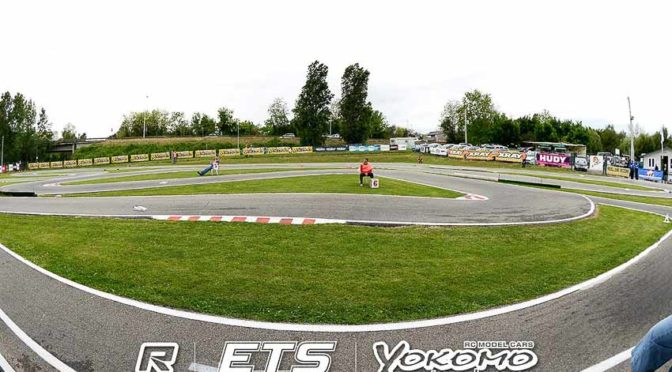 ETS Round 4 in Riccione / Italien