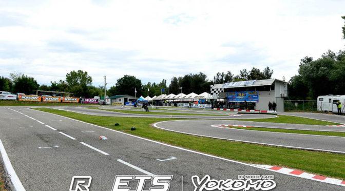 ETS Round 4 in Riccione / Italien läuft