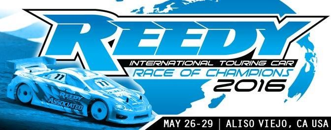 Reedy International Touring Car Race of Champions  2016
