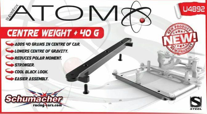 Zusatzgewicht – 40 g – ATOM