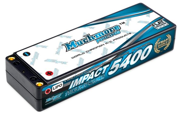 Muchmore IMPACT 5400mAh/7.4V –  leicht und kraftvoll
