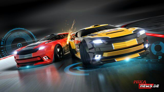 Slotless Racing System von RFX