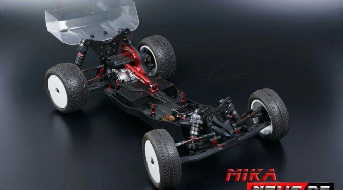 VBC Firebolt DM2 1/10 2WD Offroad Buggy Kit