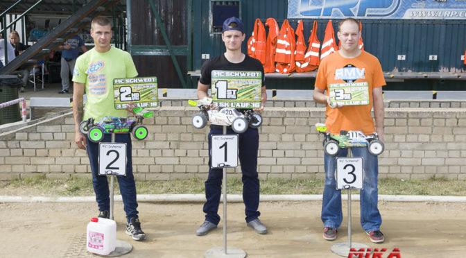 3. SK-Lauf beim Modellclub Schwedt e.V. – Finale