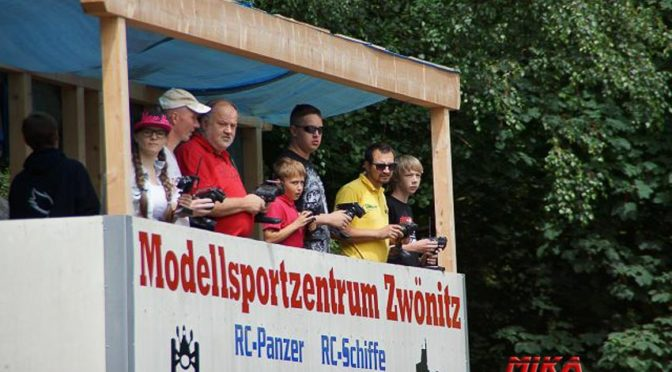 Tamiya Euro Cup zu Gast in Zwönitz