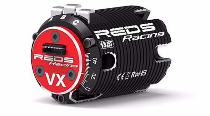 REDS Racing – Neu: 13.5T and 21.5T High Torque Motors